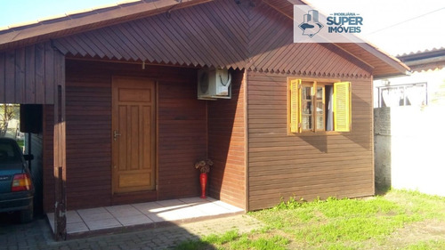 Casa A Venda No Bairro Fragata Em Pelotas - Rs.  - 641-1