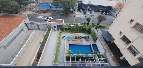 Imagem 1 de 19 de Apartamento Para Venda E Locação Com 58m² Na Vila Itapura Em Campinas - Sp - Ap2725
