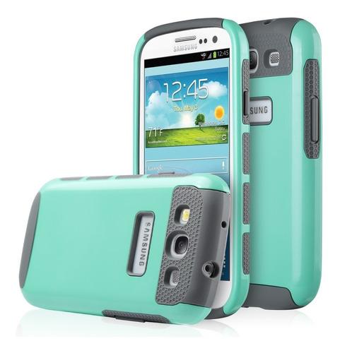 Forro Ulak Samsung S3 I9300 + Lamina Protectora Pantalla New