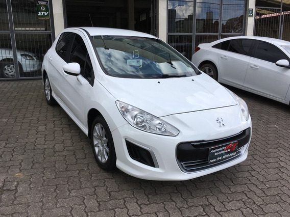 Peugeot 308 1.6 Active 16v Flex 4p Manual - 2013