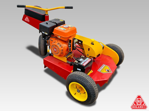 Tractorcito Cortacésped Roland H001 Std Motor Rh Manual