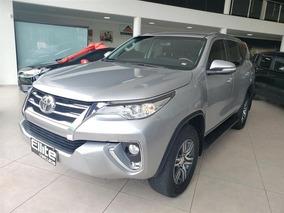 Toyota Hilux Sw4 2.7 Sr 4x2 16v Flex 4p Automático 2016/2017