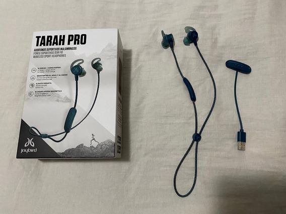 Fone De Ouvido Jaybird Tarah Pro Intra-auricular Sport Azul