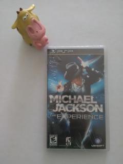 Michael Jackson The Experience Psp Garantizado