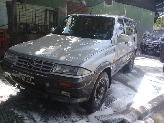 Ssangyong Musso 602 2.9 4x4