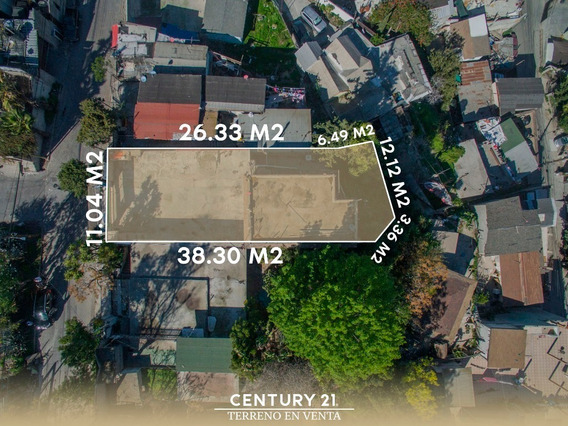 Terreno En Venta Col. Camino Verde, Tijuana B.c.