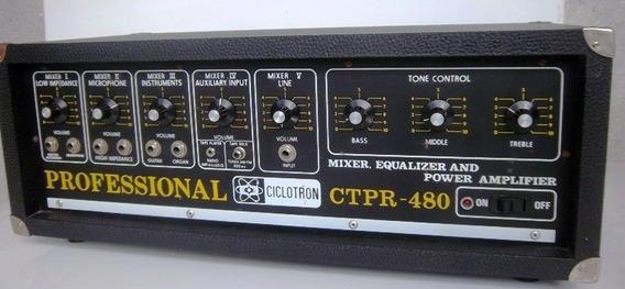 Cabeçote Ciclotron Ctpr 480