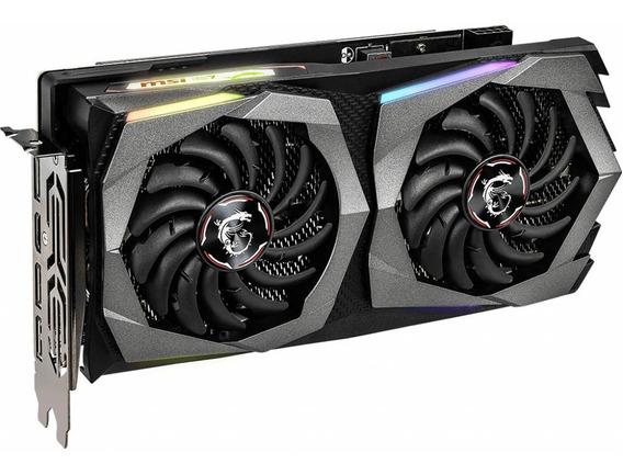 Placa Video Geforce Rtx 2060 6gb Msi Gaming