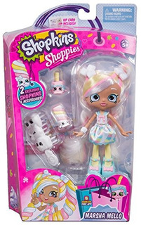 Shopkins Shoppies Season 3 Dolls Single Pack - Marsha Mello