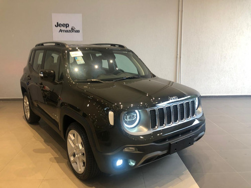 Jeep Renegade 1.8 Limited  (aut) 2019/2020