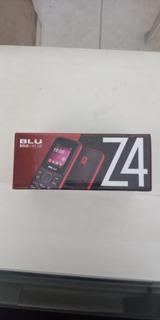Celular Blue Z4
