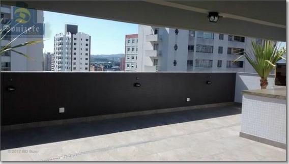 Sala À Venda, 42 M² Por R$ 350.000,00 - Vila Assunção - Santo André/sp - Sa0259