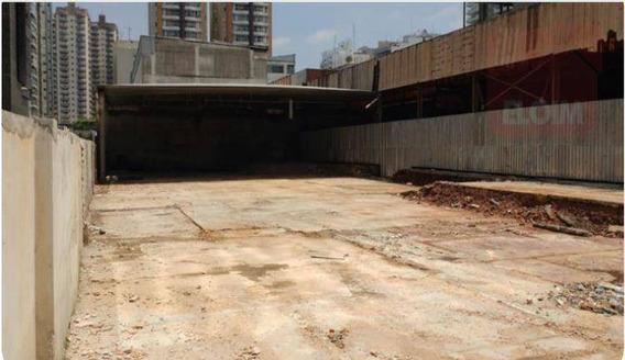 Terreno À Venda, 1370 M² Por R$ 4.800.000,00 - Centro - São Bernardo Do Campo/sp - Te0724