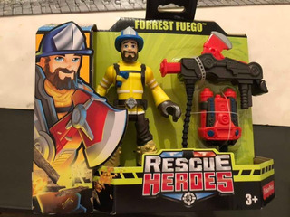 Rescue Heroes Fisher Price