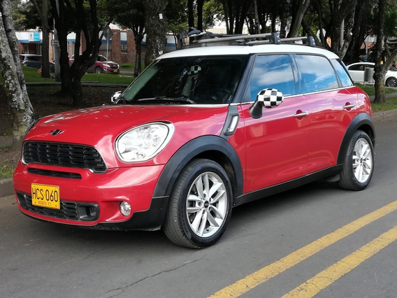 Mini Cooper S Country Man At Refull