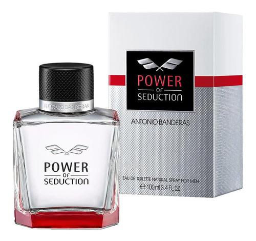 Perfume Antonio Banderas Power Of Seduction Men 100ml