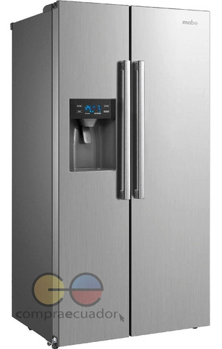 Mabe Refrigeradora Side By Side 2 Puertas 504l Dispensador