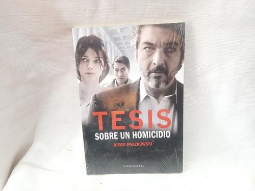 Tesis Sobre Un Homicidio Diego Paszkowski  Sudamericana