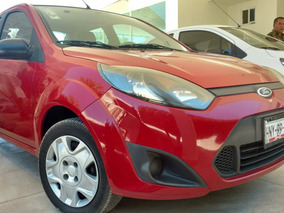 Ford Fiesta 2011 Original En Muy Buenas Condiciones