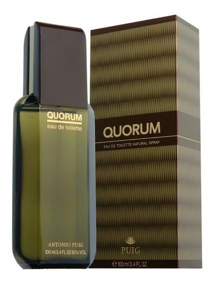 Quorum 100ml Masculino Eau De Toilette Original