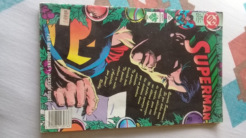 Comic Superman Volumen 247 Grupo Editorial Vid