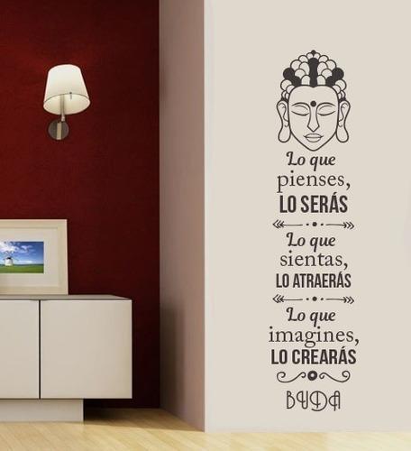 Vinilo Decorativo Personalizado Lo Que Pienses... 40x130