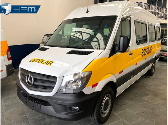 Mercedes-benz Sprinter Escolar 415 Extra Longa Ta 28l