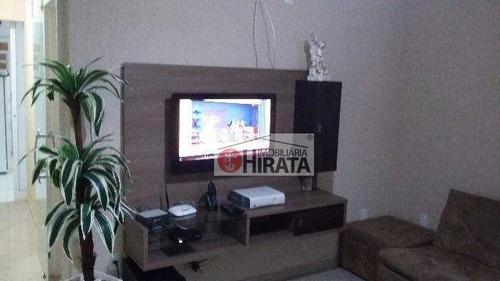 Imagem 1 de 12 de Casa Com 3 Dormitórios À Venda, 115 M² Por R$ 550.000,00 - Parque Jambeiro - Campinas/sp - Ca1229