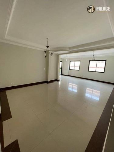 Imagem 1 de 29 de Apartamento Com 3 Dormitórios À Venda, 156 M² Por R$ 520.000,00 - Tupi - Praia Grande/sp - Ap2875