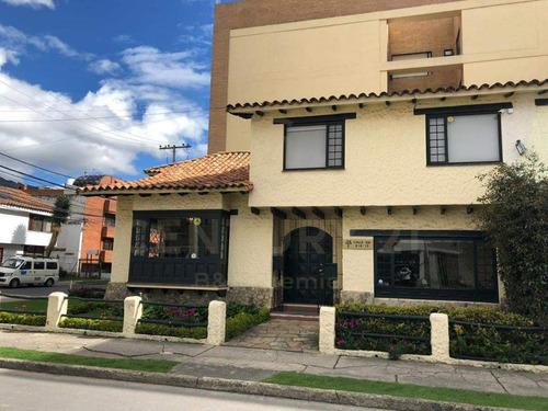 Oficina En Venta En Bogota Santa Paula-usaquén