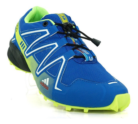 Tenis Masculino adidas Speed Cross 3 Caminhada Trilhas Original