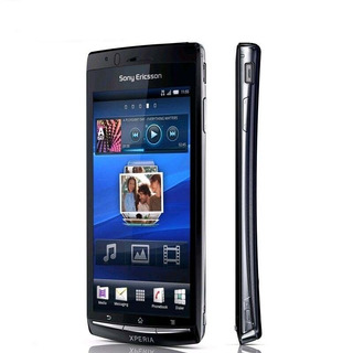 Smartphone Xperia Arc S 4.2 8.1mp Wifi Libre Bluetooth Lt18