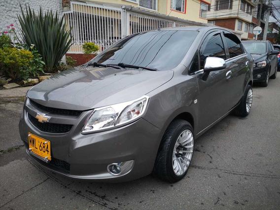 Chevrolet Sail Ltz Sedan 1.4l Mecanico