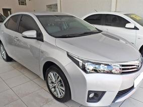 Toyota Corolla 2.0 Xei Prata 16v