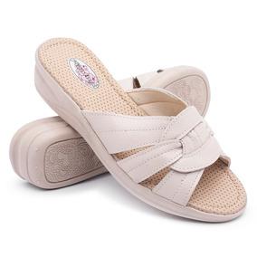 8a27d383cc Estylosa Tamanco Branco Anabela Laço - Sapatos no Mercado Livre Brasil