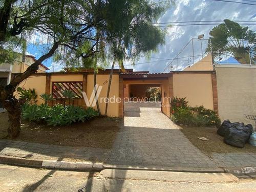 Casa À Venda Em Parque Taquaral - Ca287026