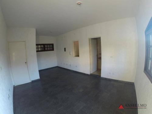 Imagem 1 de 11 de Sala Para Alugar, 25 M² Por R$ 900,00/mês - Centro - São Bernardo Do Campo/sp - Sa0214