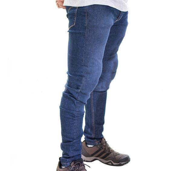 Jean Protecciones Semi Elastizado Iron Jeans Nuevo Um Moto