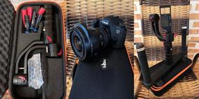 Canon 6d + Beholder Ds1 Com Manopla