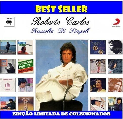 Cd Best Seller - Roberto Carlos - Italiano - Volume 01