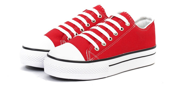 Zapatillas Mujer Nidia/l Lona