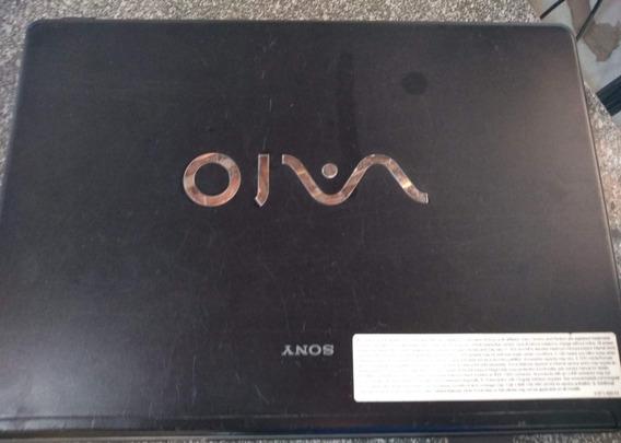Notebook Sony Vaio Pcg 7f1l, Sem Funcionar Recuperar Ou Peça