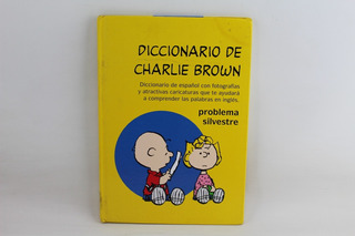 R399 Diccionario De Charlie Brown -- Tomo 7 Problema Silvest