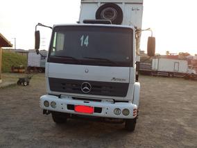 Mercedes-benz Atron 2729 6x4 2014/2014 Basculante
