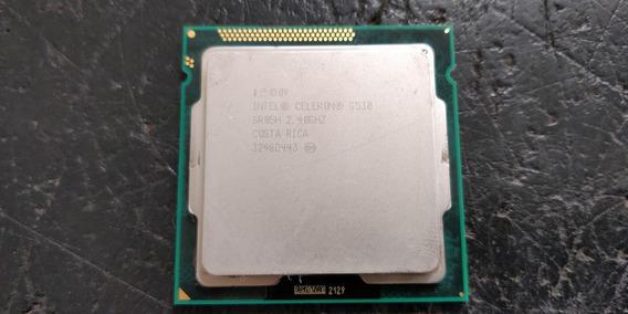 Processador Celeron G530 1155 2,4 Ghz Dual Core C/ Cooler