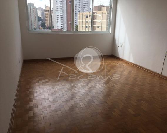 Apartamento A Venda No Centro Em Campinas - Imobiliária Em Campinas - Ap01818 - 4687217
