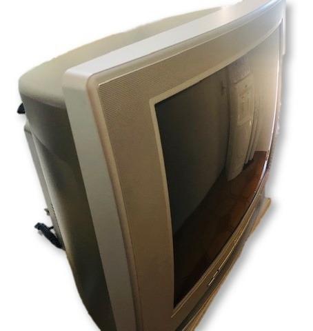 Tv Philips 29 Polegadas Crt Modelo 29pt4635/78 Original