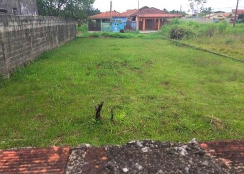 Terreno No Jardim Guacyra, Em Itanhaém - 3892