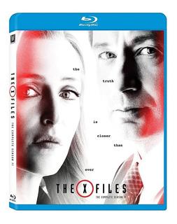 Blu-ray The X Files Season 11 / Expedientes X Temporada 11