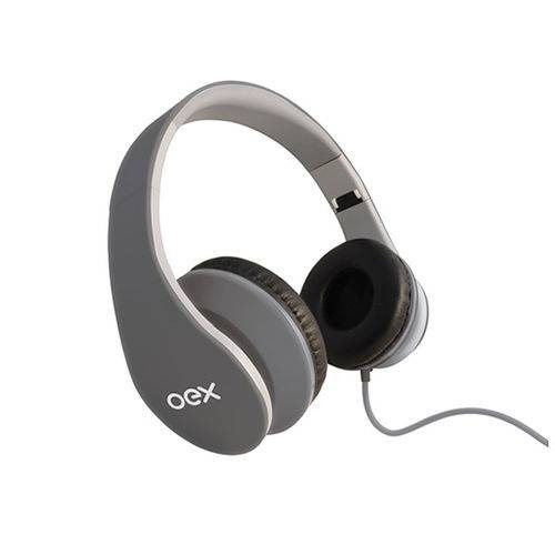 Headphone Sense Hp100 Chumbo - Oex